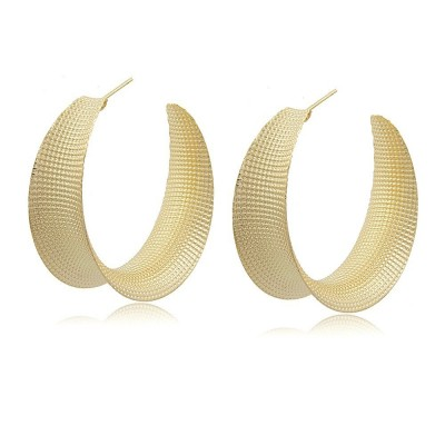 Gisele XL Hoop Earrings