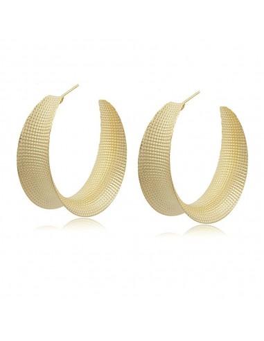 Gisele Maxi Hoop Earrings