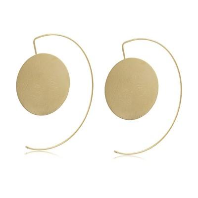 Chloe XL Hoop Earrings