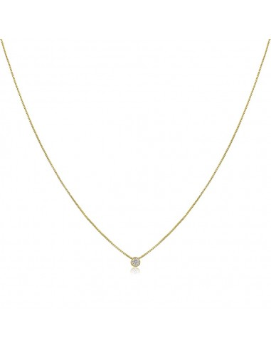 Light Spot Necklace