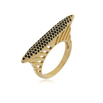 Zoe Noir Ring