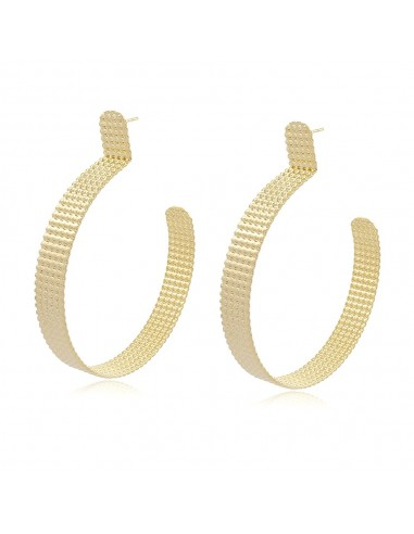 Carmela XL Hoop Earrings