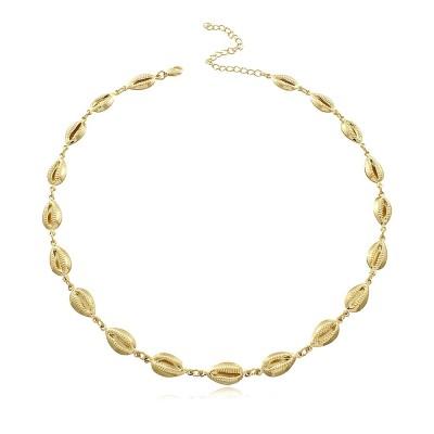 Seashells Choker Necklace