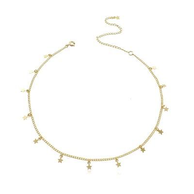 Little Stars Choker Necklace