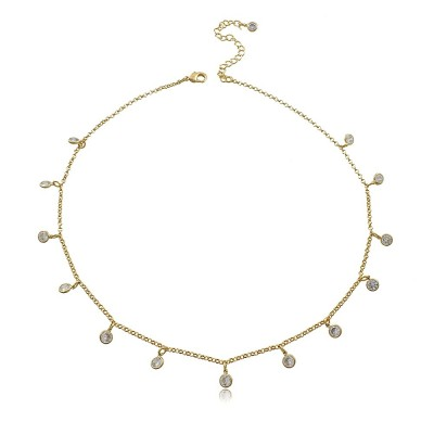 Light Spots Choker Necklace