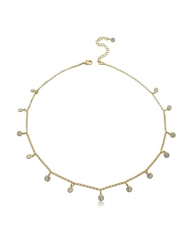 Light Spots Choker Necklace