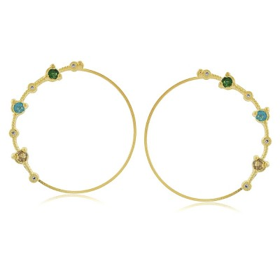 Biarritz XL Party Earrings
