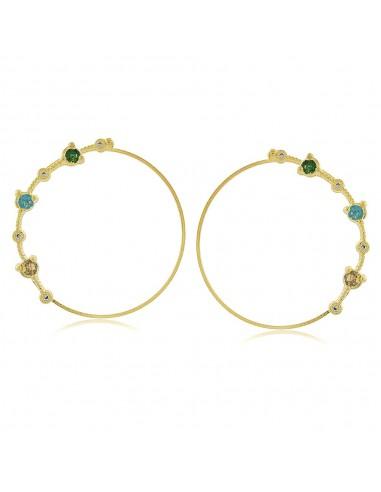 Biarritz XL Party Earrings