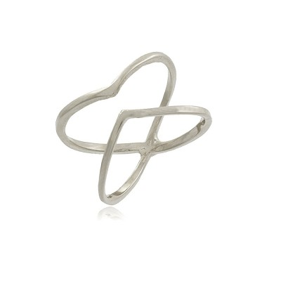Dainty Double Vicky Ring