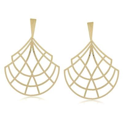 Fan XL Earrings