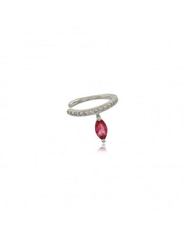 Neo Piercing Cristal Rosa