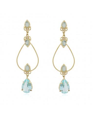 Vivienne XL Party Earrings