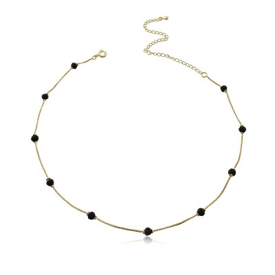 Piccolo Nero Choker Necklace
