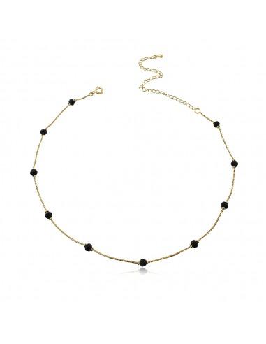 Piccolo Nero Choker Necklace