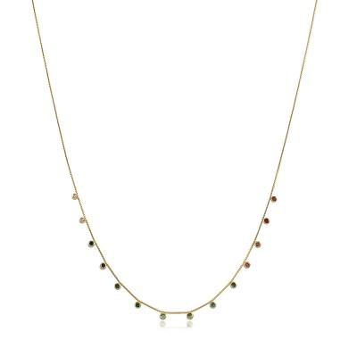 Colours Long Necklace