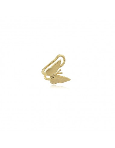 18 karat gold plated Papillon Ear Cuff.