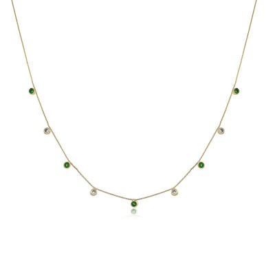 Mint Short Necklace