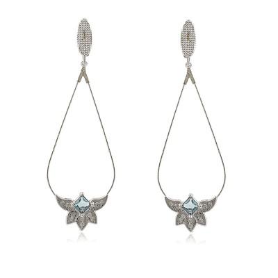 Lotus Maxi Earrings