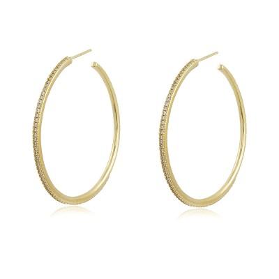 Anna Hoop Earrings