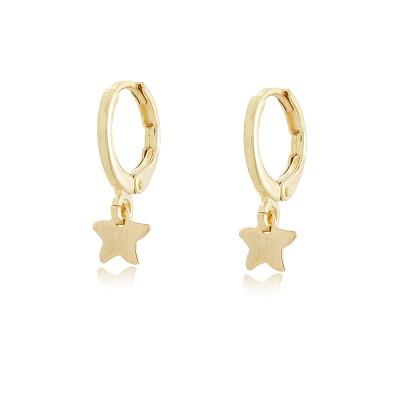 Argola Mini Star