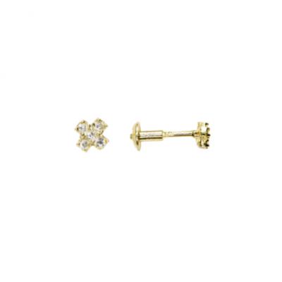 Mini X Piercing Earring