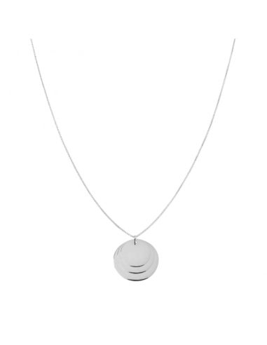 Trio Plaque Necklace