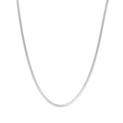 Pietra Steel Necklace