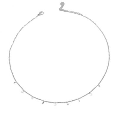 Cosmic Steel Necklace
